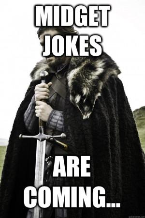 funny sayings Midget