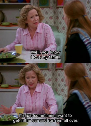 Kitty And Donna Speak About The Formans, That 70′s Show