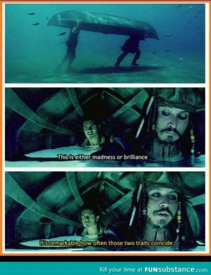 Captain jack sparrow quotes and im still confused on how they're ...