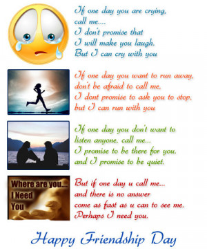 Click More Happy Friendship Day Quotes
