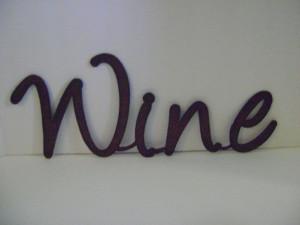 Wine sign Metal words sayings signs rustic by northwindmetalart, $32 ...
