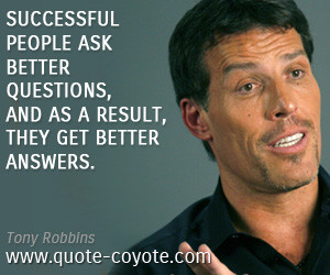 tony robbins successful