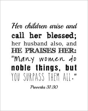 Bible Verses About Mothers 003 - Alegoo.com