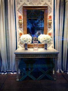 ... Quadrille Persepolis #wallpaper #designer #design #interior #display