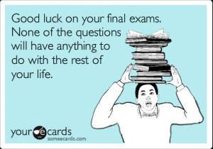 Funny Finals Week Quotes Finding happiness one quote at