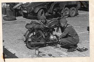 Wehrmacht Soldier Jouey