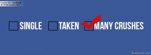 Download Quote facebook cover, 'Single taken crushes facebook photo ...