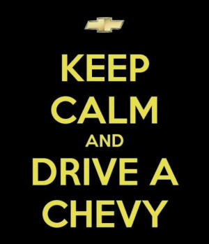 straight up a CHEVYS GIRL!!!