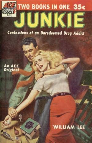 William S. Burroughs, Junkie, Ace Double, 1953