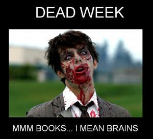 Finals Week Meme Matrix College Finals Week Zo...