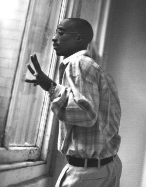 Tupac Shakur in Los Angeles , CA - Sept. 10, 1993