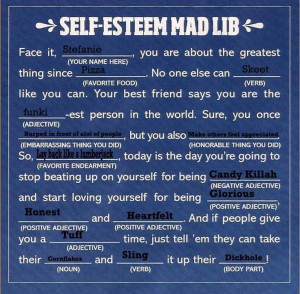 Self Esteem Quotes For Girls Self-esteem quotes or sayings