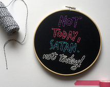 Today, Satan. Not Today! // RuP aul's Drag Race Bianca del Rio Quote ...