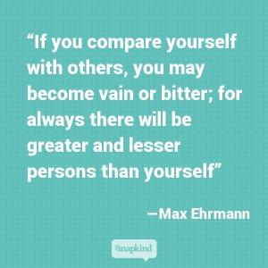 Max Erhmann Quote