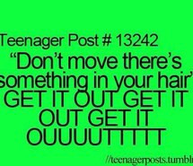 bugs, funny quotes, lol, teenager posts, happens alot