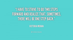 one step forward two steps back quote