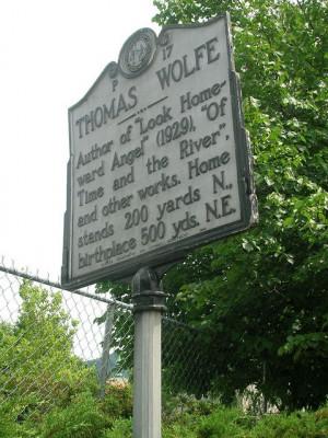 Thomas Wolfe