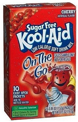 Keep drinking the Kool Aid