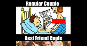 10 Signs You Married Your Best Friend | LikesGag