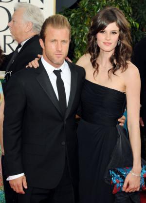 James Scott And Girlfriend...