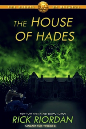 the house of hades is the fourth book in the bestselling heroes of ...
