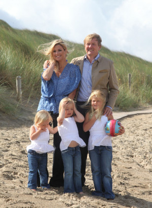 Prince Willem Alexander And...
