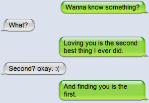 cute, first, love, second, text, you