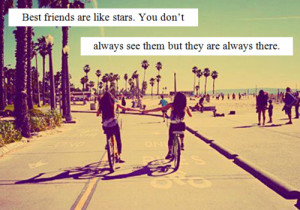 inspirational best friend quotes best friends are like stars you don t ...