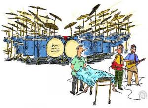Greatest Drum Cartoon Ever!