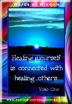 healing quotes - helping others