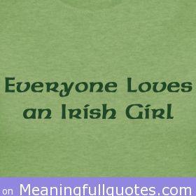 irish girl quotes irish pics and sayings  