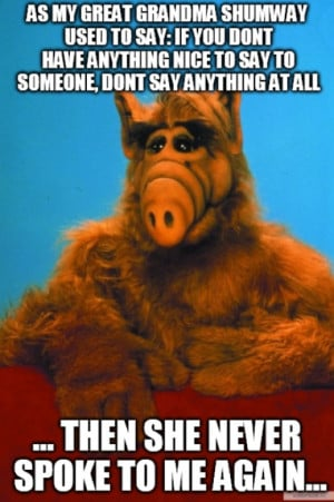 Alf's trip down memory lane |Pinned from PinTo for iPad|