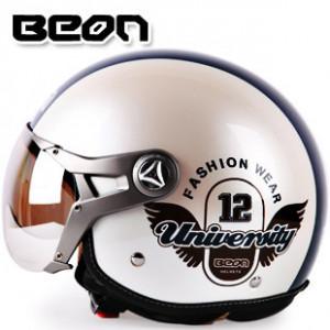 Air Force Motorcycle Helmet Half