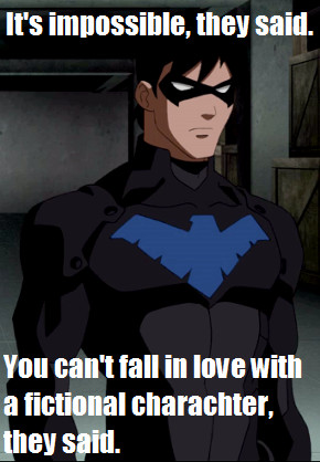 Nightwing Quote