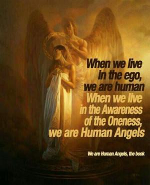 Human angels