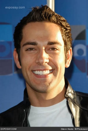 This is Zachary Levi, whose full name is Zachary Levi Pugh. He plays ...