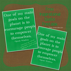 gift idea for a Girl Scout Leader Gift with a free Inspirational ...