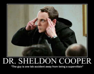 Big bang theory sheldon quotes pictures 1