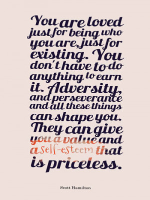 Quotes About Self Esteem...