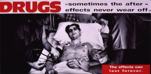 after effects never wear off. #Drugs #Addiction #Help #depressed #sad ...