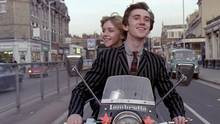 In the 1979 movie Quadrophenia, Leslie Ash as Steph and Phil Daniels ...