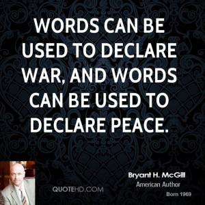 Bryant H. McGill Quotes