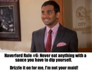 Tom Haverford (Parks and Recreation)