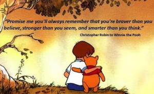 believe stronger than you seem and smarter than you think