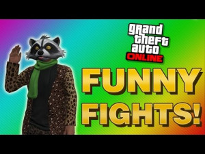 Funny Deaths and Quotes! (GTA 5 Online Funny Moments)