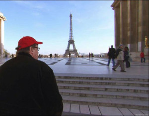 The first press screening of Michael Moore's new documentary Sicko ...