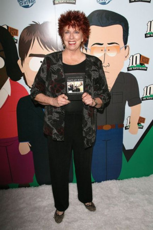 Marcia Wallace at the 10 years celebration of Central Comedy 39 s quot ...