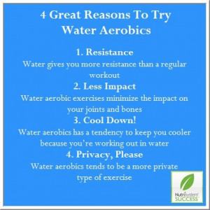 ... Summer-Shape/Summer-Shape/4-Great-Reasons-to-Try-Water-Aerobics!.aspx
