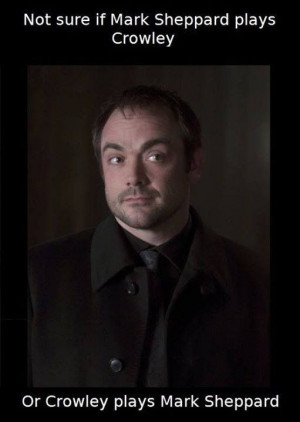 Supernatural | Crowley