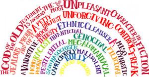 ... TEEs › Portfolio › Richard Dawkins quote-rainbow by Tai's Tees